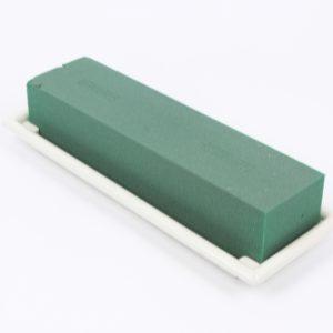 Oasis Table Deco Kupfer - 25x9x5cm - Für Geschäfte und Künstler>Blumenarrangement>Blumenschaum