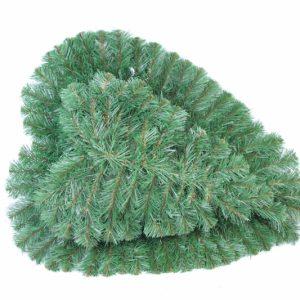 Großes Herz - künstliche Nadeln - 60x73cm - Für Geschäfte und Künstler>Blumenarrangement>Künstliche grüne Kränze