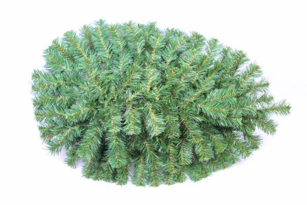 Große Träne - künstliche Nadeln - 90x60cm - Für Geschäfte und Künstler>Blumenarrangement>Künstliche grüne Kränze