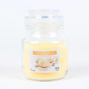 Duftkerze 120g./28h. Vanille-Muffin - Zuhause und Wohnen>Kerzen