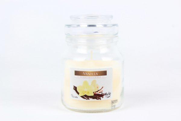 Duftkerze 120g./28h. Vanille - Zuhause und Wohnen>Kerzen