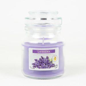 Duftkerze 120g./28h. Lavendel - Zuhause und Wohnen>Kerzen