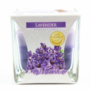 Duftkerze Lavendel 170g./32h. - Zuhause und Wohnen>Kerzen
