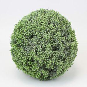 dekorative Kugel Trachelium 21cm - Für Geschäfte und Künstler>Blumenarrangement>Künstliche Blumen und Pflanzen