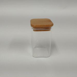 Dose aus Glas 2 - Küche und Bad