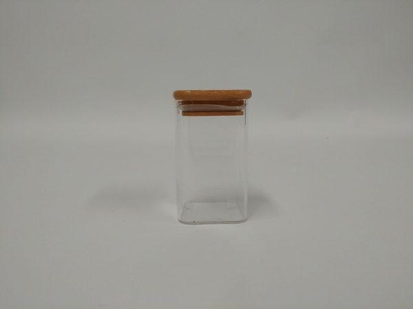 Dose aus Glas 1 - Küche und Bad
