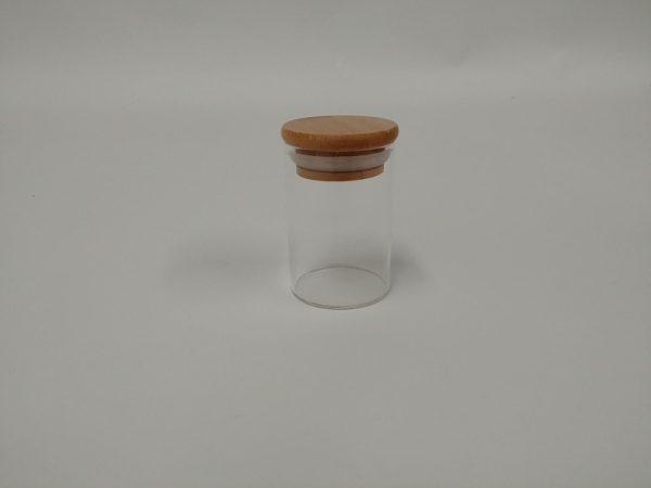 Dose aus Glas - Küche und Bad
