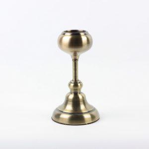Kerzenhalter Metall - 22cm - Zuhause und Wohnen>Kerzenhalter