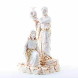 RELIGIÖSE STATUE - Taufe Jesu - Zuhause und Wohnen>Statuen