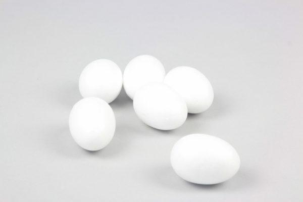 Styropor-Eier (6er Pack) - Für Geschäfte und Künstler>Blumenarrangement>Styropor