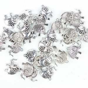 Metallanhänger (Packung 30) - Für Geschäfte und Künstler>Perlen