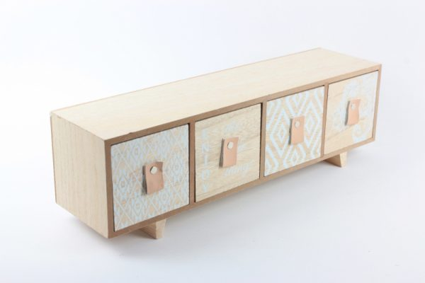 Schubladenbox aus Holz 3 - Zuhause und Wohnen>Fallen und Kisten