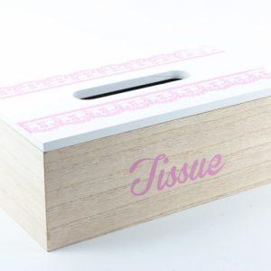 Taschentuchbox aus Holz - Zuhause und Wohnen>Fallen und Kisten