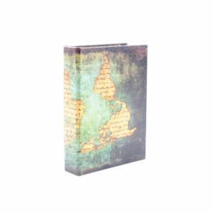 Dekorative Buchbox aus Holz - Zuhause und Wohnen>Fallen und Kisten