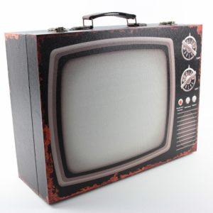 Dekorativer Holzkoffer Box - Zuhause und Wohnen>Fallen und Kisten