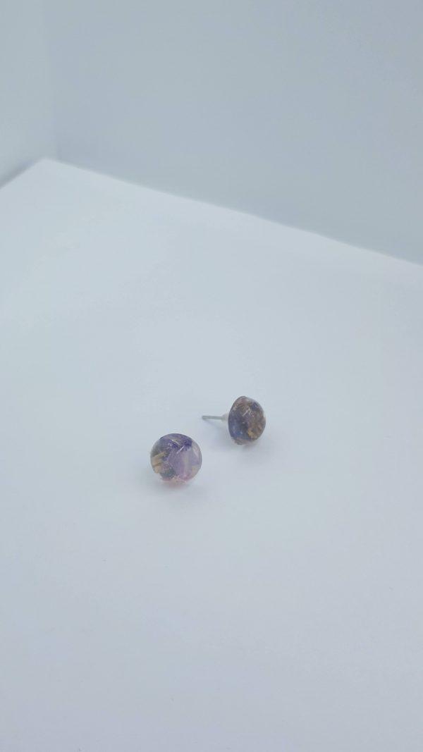 Mischen Sie Blumen in einem Tropfen - Schmuck>Ohrringe