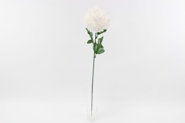 Chrysantheme weiß Künstliche Pflanze - Für Geschäfte und Künstler>Blumenarrangements>Künstliche Blumen und Pflanzen