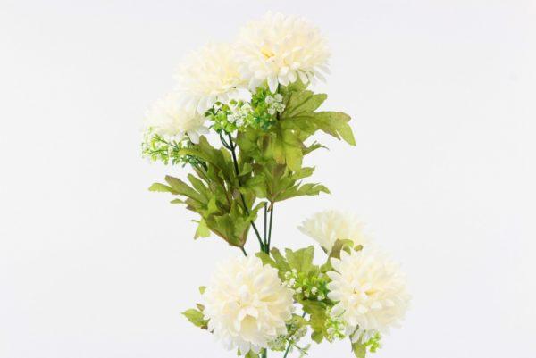 6 Blüten Künstliche Pflanze - Für Geschäfte und Künstler>Blumenarrangements>Künstliche Blumen und Pflanzen
