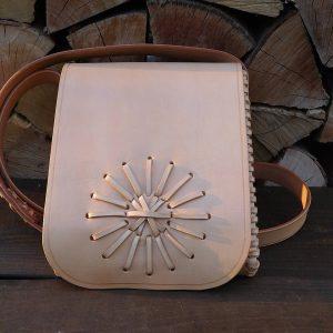 Lederhandtasche - Zubehör>Taschen und Brieftaschen