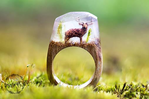Ring - König des Waldes - Schmuck>Ringe