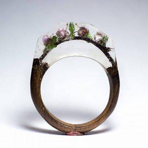 Ring - Prinzessin - Schmuck>Ringe