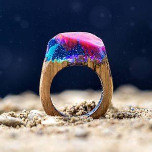 Ring - Sternenstaub - Schmuck>Ringe