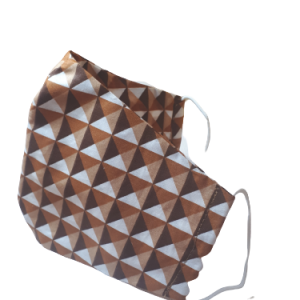 Gesichtsmasken Dreiecksmuster - Zubehör>Gesichtsmasken